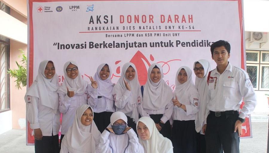 Aksi Donor Darah